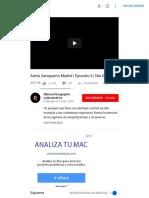 Alerta Aeropuerto Madrid | Episodio 4 | Nat Geo - YouTube