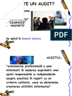 Presentation AUDIT MRU