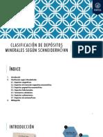 schneiderhohn-clasification