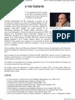 Miguel Ángel Garrido Gallardo - Wikipedia, La Enciclopedia Libre