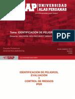 SEMANA 4.- IDENTIFICACIÓN DE PELIGROS.ppt