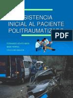 2011 AMF Asistencia Inicial Pcte Politraumatizado