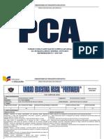 2.- PCA - 2do Bach - Emprendimiento y Gestión