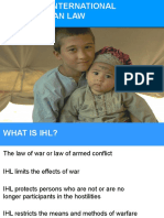 7 International Humanitarian Law