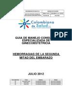 05 HEMORRAGIAS DE LA SEGUNDA MITAD DEL EMBARAZO.pdf