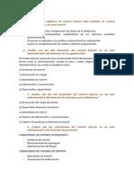 Cuestionario Capitulo 1 y 2 Auditoria