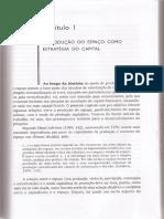 A Producão Do Espaco Como Estarégia Do Capital - Adriano Botelho