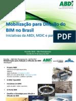 Mobilização Para Difusão Do BIM - Reunião Com Min Planejamento - 14Mar2017