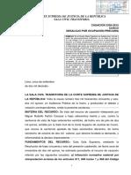 Casación_3356-2015 (Doctrina Vinculante) en Desalo No Hay Sentencia Inhibitoria