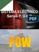 Sistema Eletrico Scania Completo