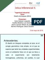 Diseño de Bloques (BCA)