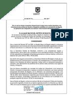 Acuerdo 671 Del 2017
