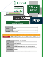 Excel Grupal Evento Junio