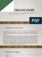 Las Obligaciones General (1)