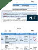 DDHU Planeacion Didactica U1