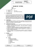 silabo de Tutoria Ingenierìa de sistemas N.docx