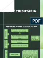 Base Tributaria