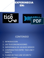 Presentacion Directv