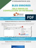 CFJ B Ejercicio 04 PosibleErrorCompilacionNetbeans