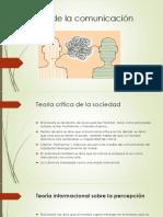 Teorías de La Comunicación Ppt (1)