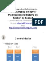 CO721I GIC - Clase 4 - Enfoque Cliente
