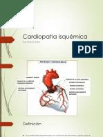 Cardiopatía Isquémica Semio