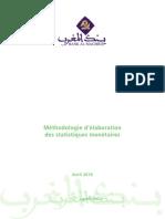 DERI-Méthodologie Aril 2016