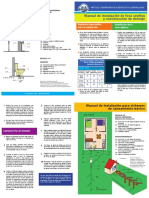 Manual Fosa Septica y Construccion Drenajes