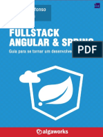 Algaworks Livro Fullstack Angular e Spring v1.0