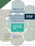 Parcial de Legislación 1
