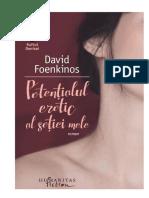 David Foenkinos - Potentialul Erotic Al Sotiei Mele v 0.9