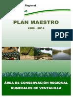 Plan Maestro 2009 - 2014 ACR Humedales de Ventanilla (1).pdf