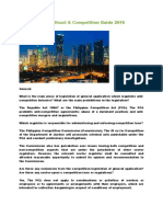 Philippines - Antitrust & Competition Guide 2016
