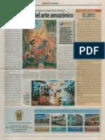 El 2012 | Textos de mArte | Diario16 | Lima, 30 de diciembre de 2012