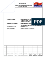 MKS 112 GEN AZ7 RQ 03_A_Purchase Requisition for Painting Materials