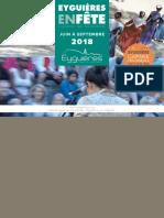 Eyguieres Guide Ete 2018 6