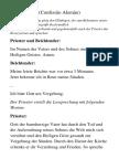 Confissão - Alemão