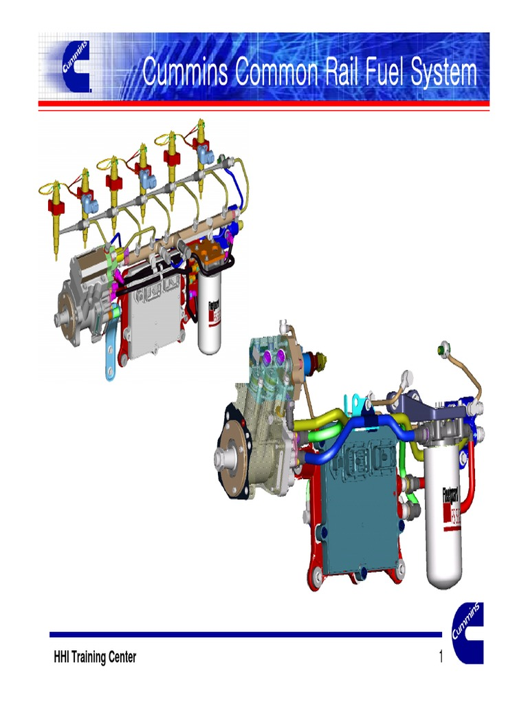 Common Rail Fuel System