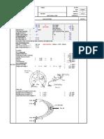 Helicoidal Stair Design Spreadsheet by Olusegun_Verified