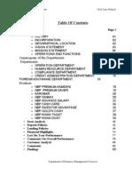 NBP Final Internship Report