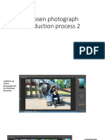 Chosen Photograph Production Process 2