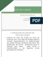 FLUXO DE CARGA