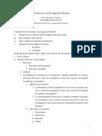 U4 - Barceló Aspeitía 2012 - Introducción a La Investigación Filosófica