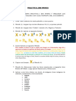 Practica Calificada Formatos