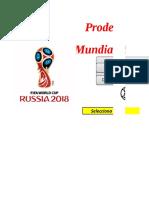 PRODE_Rusia_2018