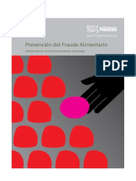 Food Fraud Prevention Nestle Booklet 2016_SPANISH