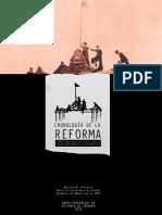 Cronología de La Reforma Universitaria