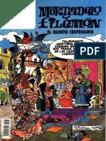 Mortadelo y Filemon - El Quinto Centenario