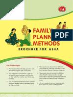 ASHA Leaflet