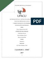 Bioquimicaiii Unidad Monografia Cancer y Reparacion Del Adn